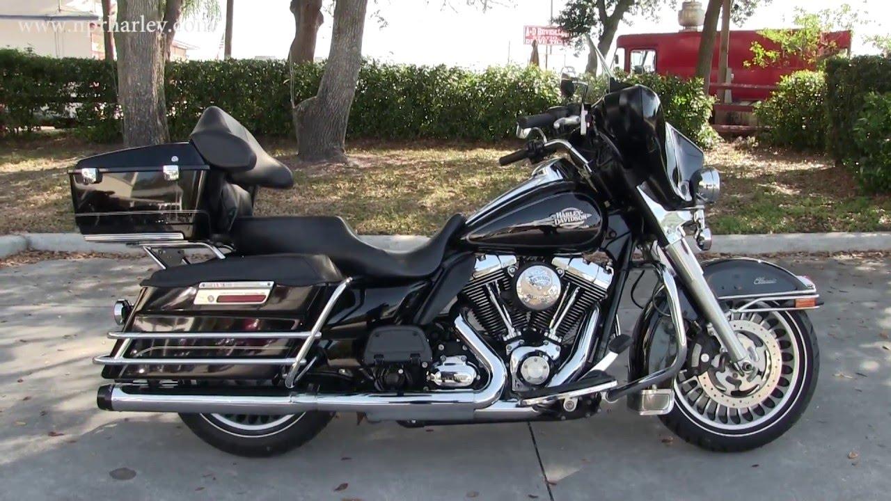 Harley Davidson Flhtcu Specs