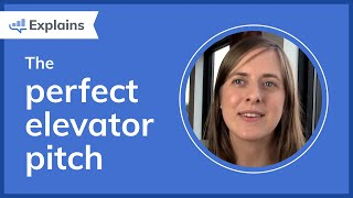 How to Give the Perfect Elevator Pitch - Bplans Explains Everything