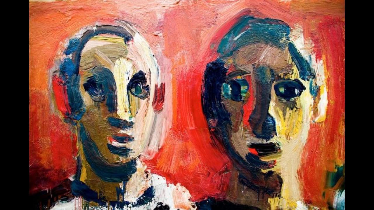 David Park 大衛·柏加 (1911-1960) Neo-Expressionism American