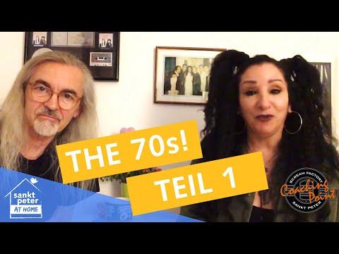 """Musikgeschichte(n) der 70er"""" aus George & Linda´s ABC gewährt Dir einen kurzen aber spannenden Einblick in das Musikerleben von Linda + George ..."""