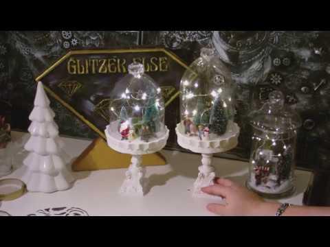 diy plasteflaschen upcycling glocke winterlich weihnachtlich dekoriert youtube. Black Bedroom Furniture Sets. Home Design Ideas