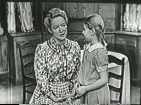 I Remember Mama  Mama's Bad Day Part 1 1950