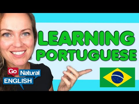 My Language Learning Journey with Portuguese - Go Natural English