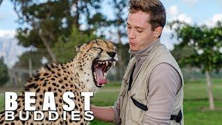 The Cheetah Man Raising Big Cats | BEAST BUDDIES