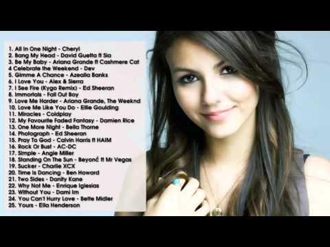 Lagu Barat Terpopuler & Terbaru  2015