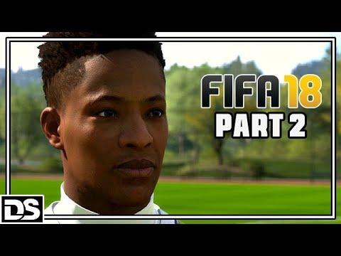 FIFA 18 The Journey 2 Gameplay Deutsch #2  Kapitel 1 Das Leben  Lets Play FIFA 18 German