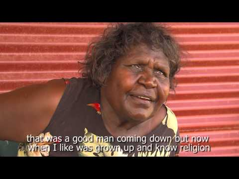 Interview with Aboriginal Artist Shirley Purdie