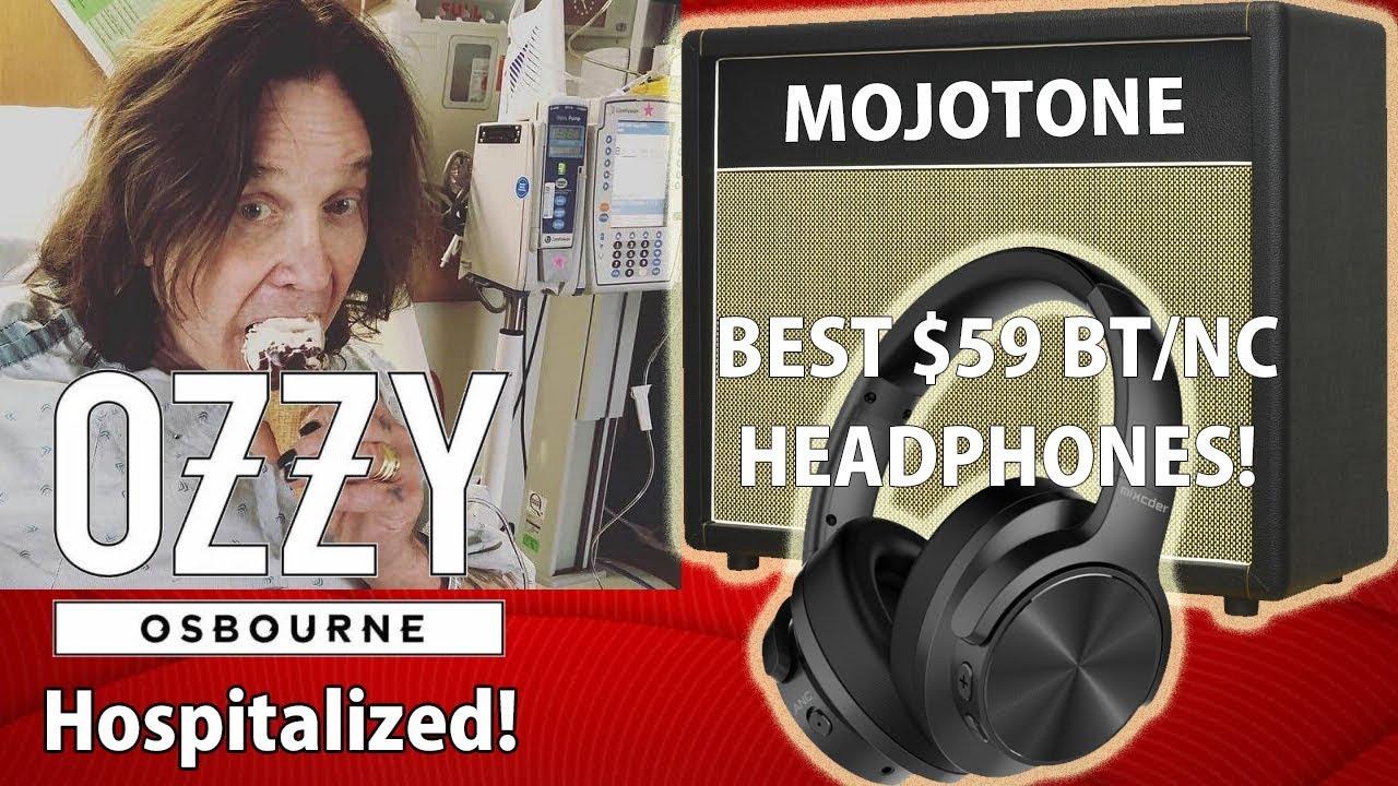 TTK LIVE – OZZY HEALTH update, New MIXCDER headphones, New