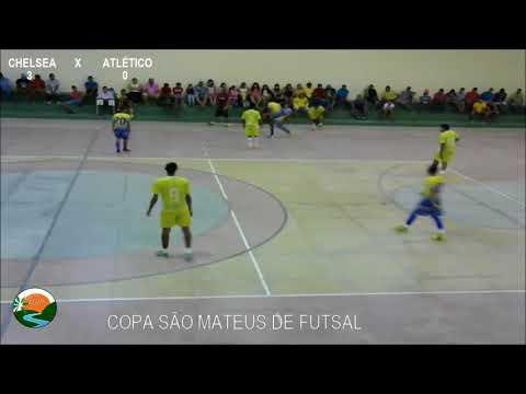 TV CÓRREGO - Atlético X Chelsea na Copa São Mateus