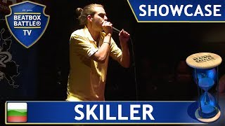 Skiller from Bulgaria  - Showcase 1/2 - Beatbox Battle TV