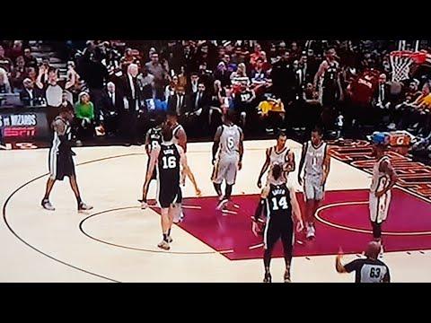 Karceno Cavs Vs Spurs Live Breakdown