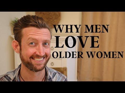 4 Surprising Reasons Men Love Dating Older Women