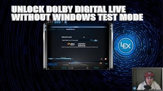 Unlock Dolby Digital Live Without Windows Test Mode (Astro A40/A50)