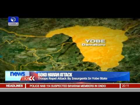Boko Haram Attack: Troops Repel Attack By Insurgents In Yobe State -- 15/01/16