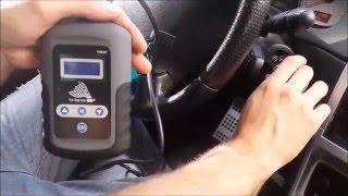 TDB007 Lectura codigo PIN Peugeot y Citroen