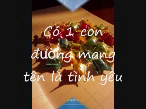 Con đường tình yêu - Lam Trường