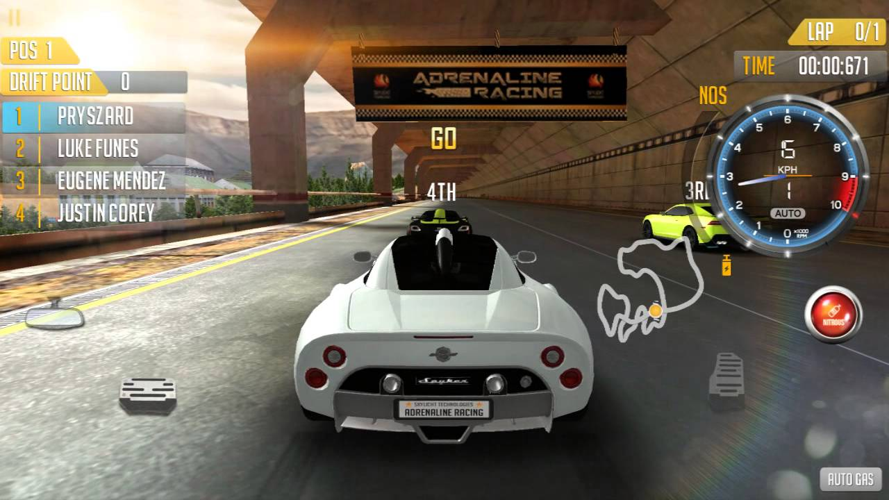 Adrenaline Racing Hypercars Android Gameplay Youtube