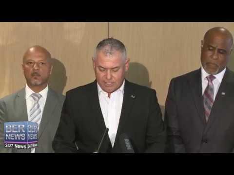 Minister Zane DeSilva Press Conference, April 24 2019