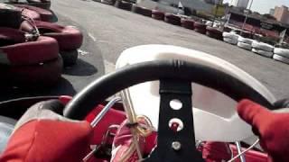 Corrida Final Grupo1A - Parte 1 - Pangaré de Kart - Pit Stop 06/12/2008