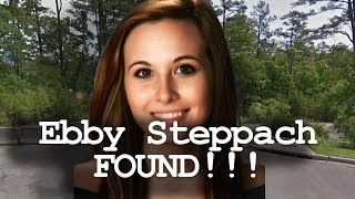 Ebby Steppach Found!