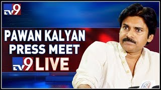 Pawan Kalyan Announces Committees in Janasena LIVE - TV9