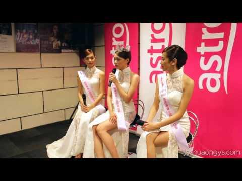 2015 11 08 Miss Astro International Pageant 2015 Winner Interview
