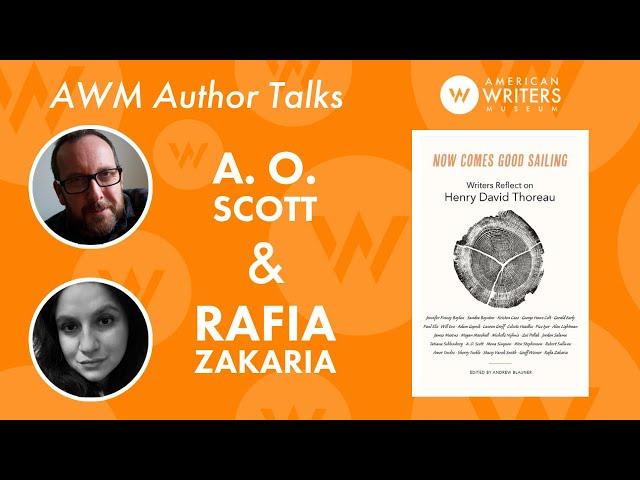 Writers A. O. Scott & Rafia Zakaria Reflect on Henry David Thoreau