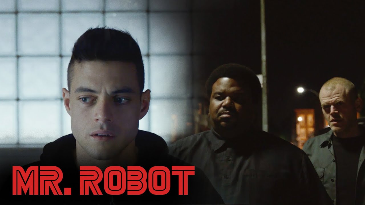 Download I Told You Not To Look... | Mr. Robot