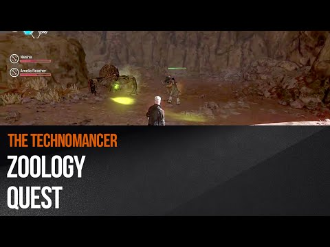 The Technomancer – Zoology quest