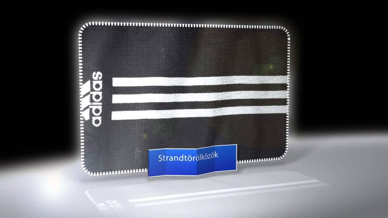 Adidas Sportbolt videó - YouTube d7a540f8bc