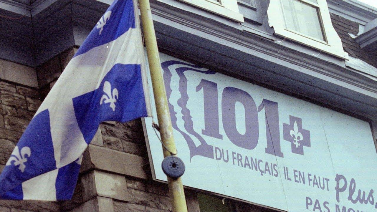 We're open to reinforcing Bill 101, Premier Legault says