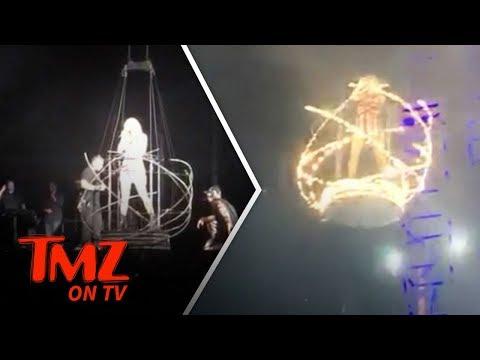 Taylor Swift Stage Malfunction!   TMZ TV