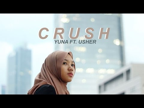 Crush - Yuna ft. Usher ( Music Video Cover )
