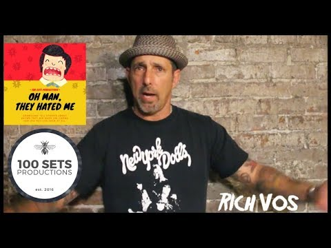 Oh Man, They HATED Me: Ep. 35 W/ Rich Vos