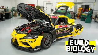 Building the Ultimate 1000hp A90 Toyota Supra With Steph Papadakis