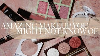 Under-Loved, AMAZING Makeup You Might Not Know About | Mariah Leonard