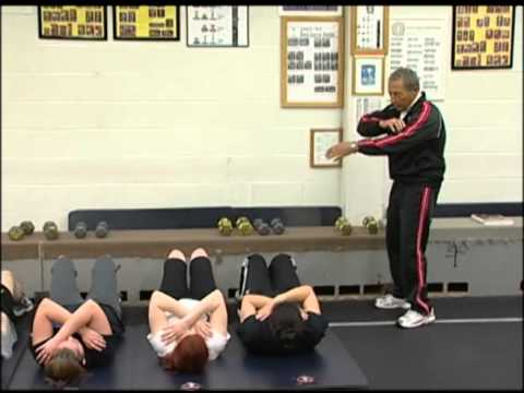 Istvan Javorek's Weight Training Class – Day #2 –  #5 Organizing and Practicing Dumbbell Exercises