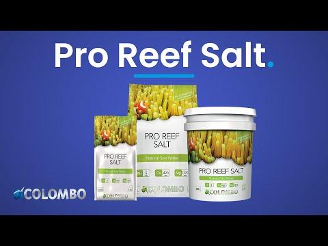 Colombo Marine Pro Reef Salt