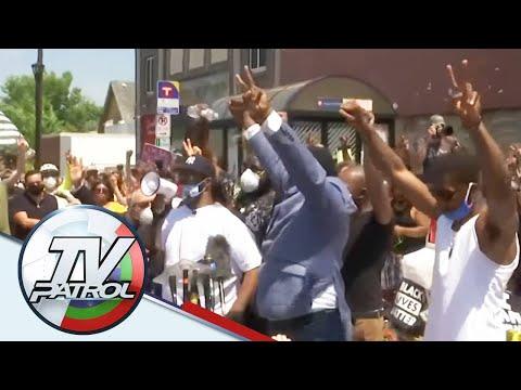 Ilang Pinoy sa Amerika nangangamba sa kaligtasan sa gitna ng mga protesta | TV Patrol