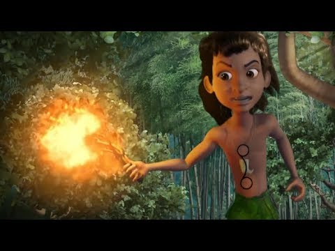 Мультфильм книга джунглей 1 серия