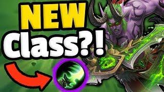 NEW Demon Hunter Class & Priest