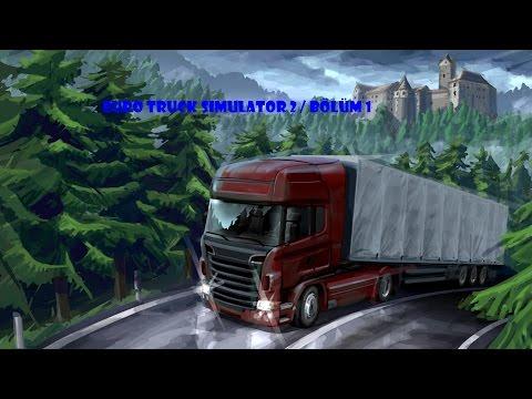 Euro Truck Simulator Bölüm 1 Kısa Teslimat