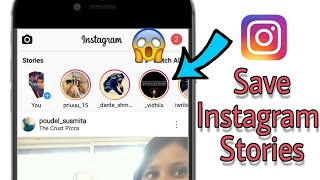 Gambar cover 2018-How To Download Instagram Story On your android Device{HINDI}