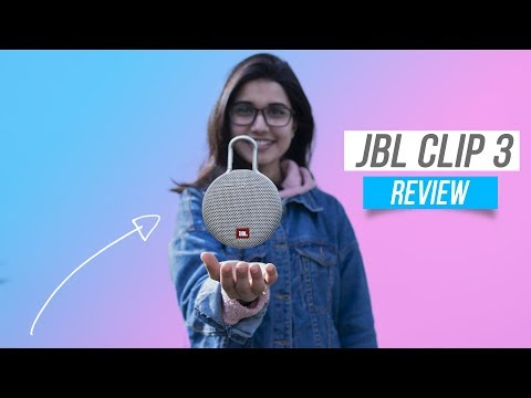 jbl-clip-3-bluetooth-speaker-review!