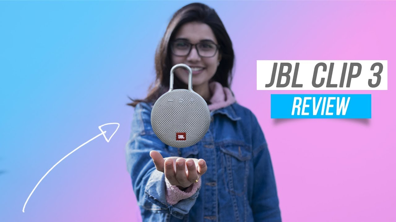 Download JBL Clip 3 Bluetooth Speaker Review!