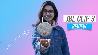 JBL Clip 3 Bluetooth Speaker Review!