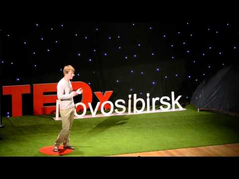 Life in a tower | Aleksandr Lunev | TEDxNovosibirsk