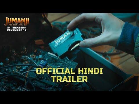 Jumanji:The Next Level | Official Trailer- Hindi | Dwayne Johnson | Kevin Hart | In Cinemas-Dec 13