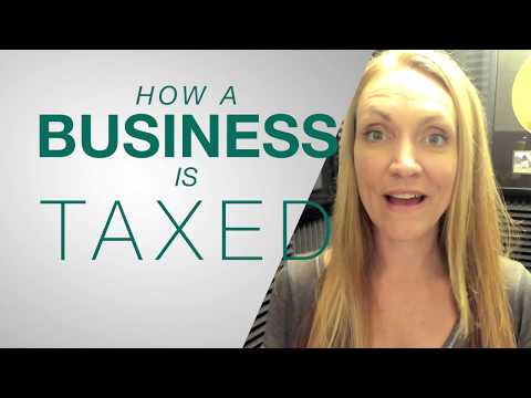 Choose Your Business Structure & How Businesses Are Taxed