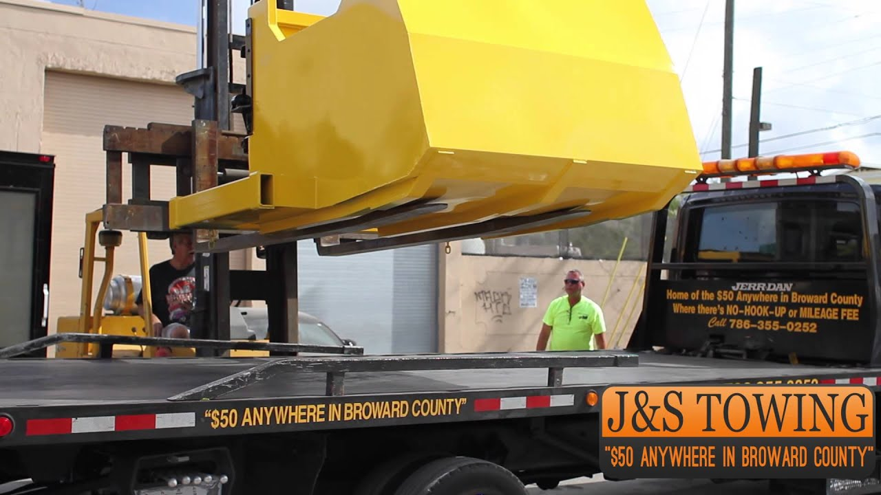J & S Towing >> J S Towing And Transport Services Specialty Towing Youtube